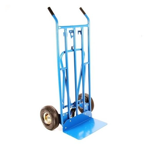 Steekwagen + steunwiel