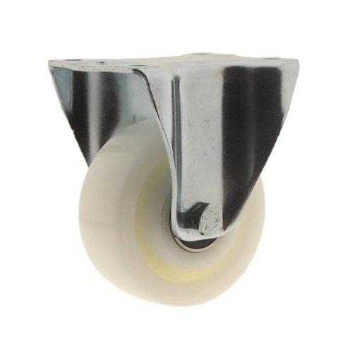 Bokwiel nylon 125 5SO plaat