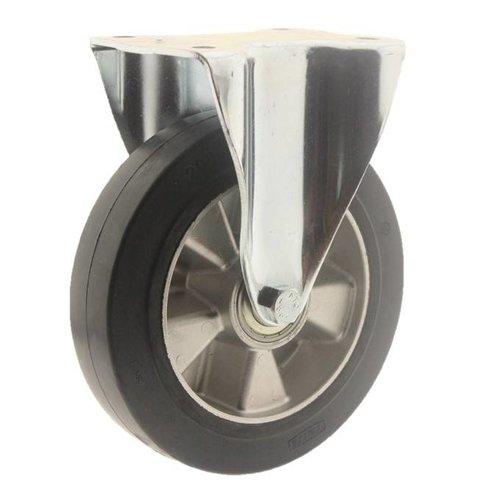 Bokwiel rubber 200 5SO plaat