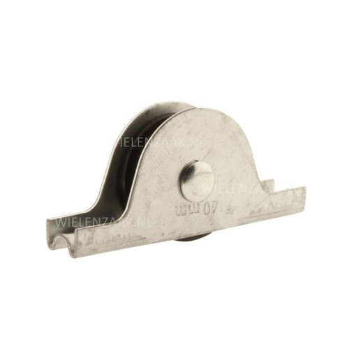 Groefwiel polyamide kogellager 40mm