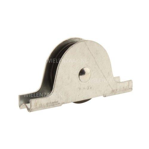 Groefwiel polyamide kogellager 50mm