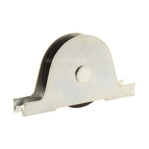 Groefwiel polyamide kogellager 65mm