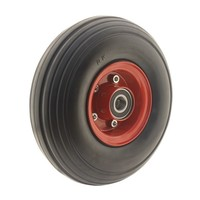 Massief 260mm rood extreme load asgat 20mm (Pro+ kwaliteit)