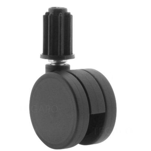 PPPU wiel 55mm plug rond 19mm