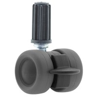PATPLOW wiel 39mm plug 17mm met rem