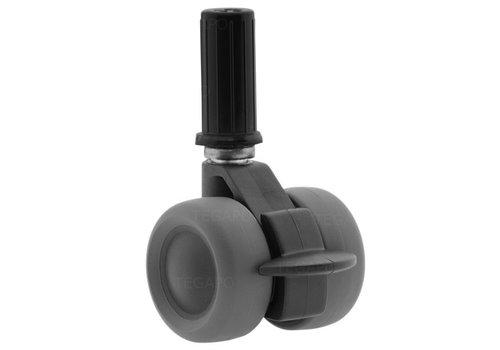 PATPHIGH wiel 39mm plug 15mm met rem