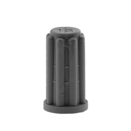 Plug rond 18mm