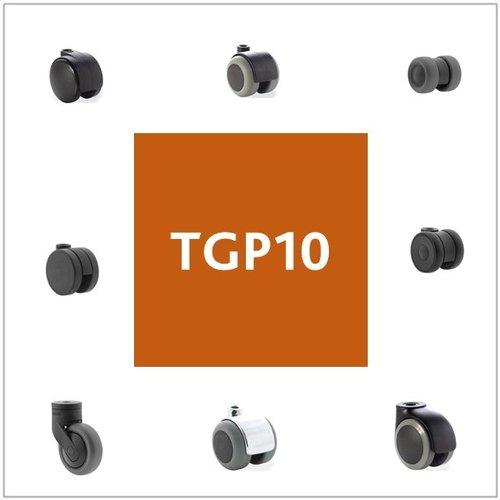 Wielen met TGP10 aansluiting