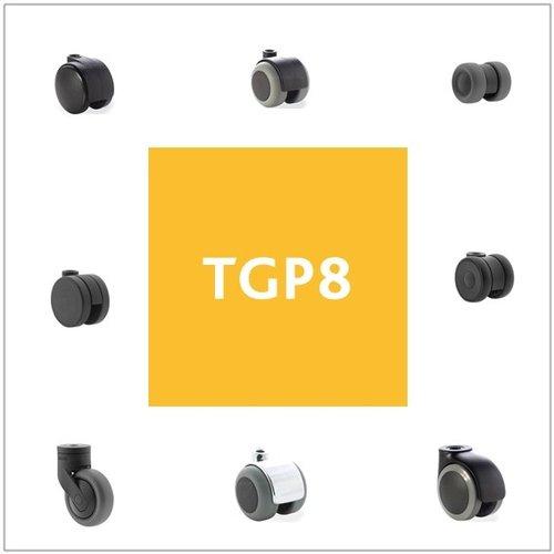 Wielen met TGP8 aansluiting