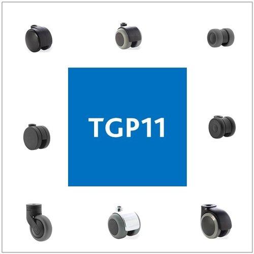 Wielen met TGP11 aansluiting