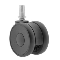PAPU HIGH wiel 75mm plug rond staal 13mm