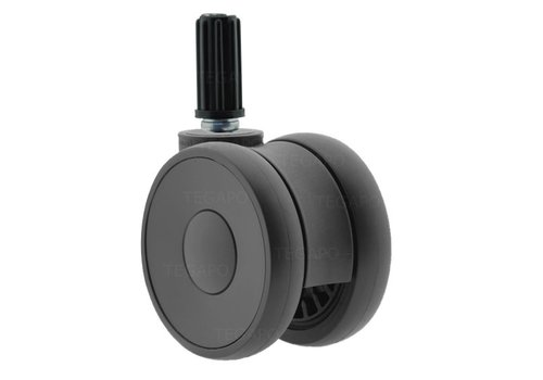 PAPU HIGH wiel 75mm plug rond 16mm