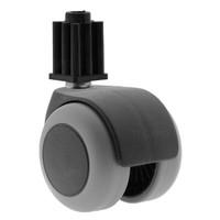 PPTP luxe wiel 50mm plug vierkant 21mm