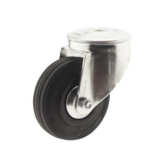 Zwenkwiel rubber 100 3KA boutgat