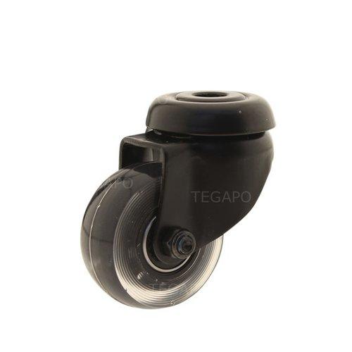 Alu Black wiel 50mm