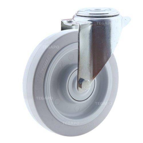 Zwenkwiel elastisch rubber 200 3KO boutgat