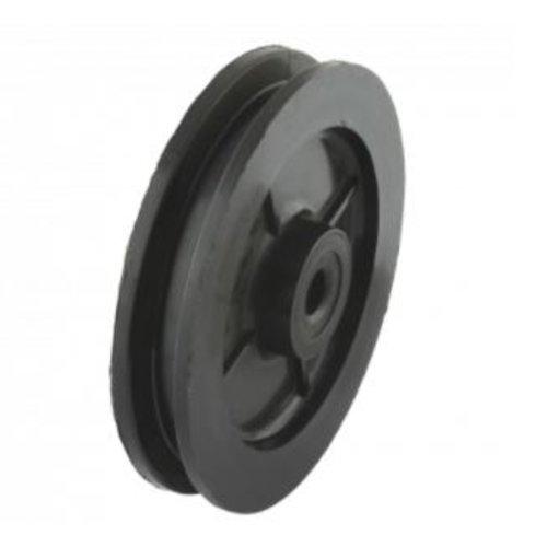 Groefwiel 50mm naaflengte 20mm