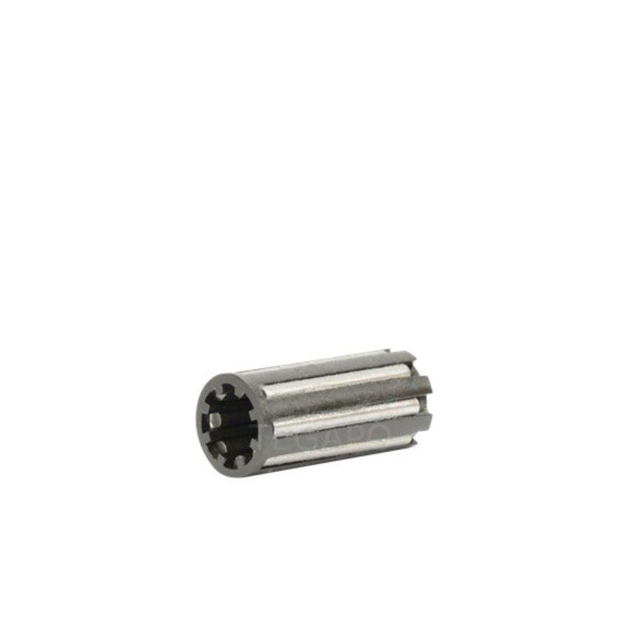 Rollager 20 naar 12mm lengte 43,5mm