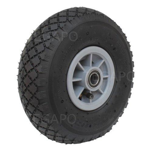 Steekwagenwiel luchtband asgat 20mm
