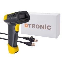 DTRONIC Schokbestendige Barcodescanner - Robuust A8 | DTRONIC - Productscanner