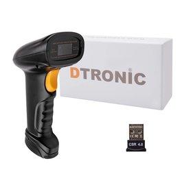 DTRONIC Draadloze Bluetooth -  Barcodescanner BW03 | DTRONIC - 30 meter