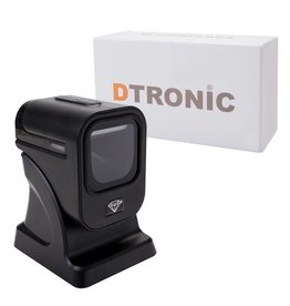 DTRONIC Barcodescanner MP6200 - Desktop QR | DTRONIC - 2D toonbank