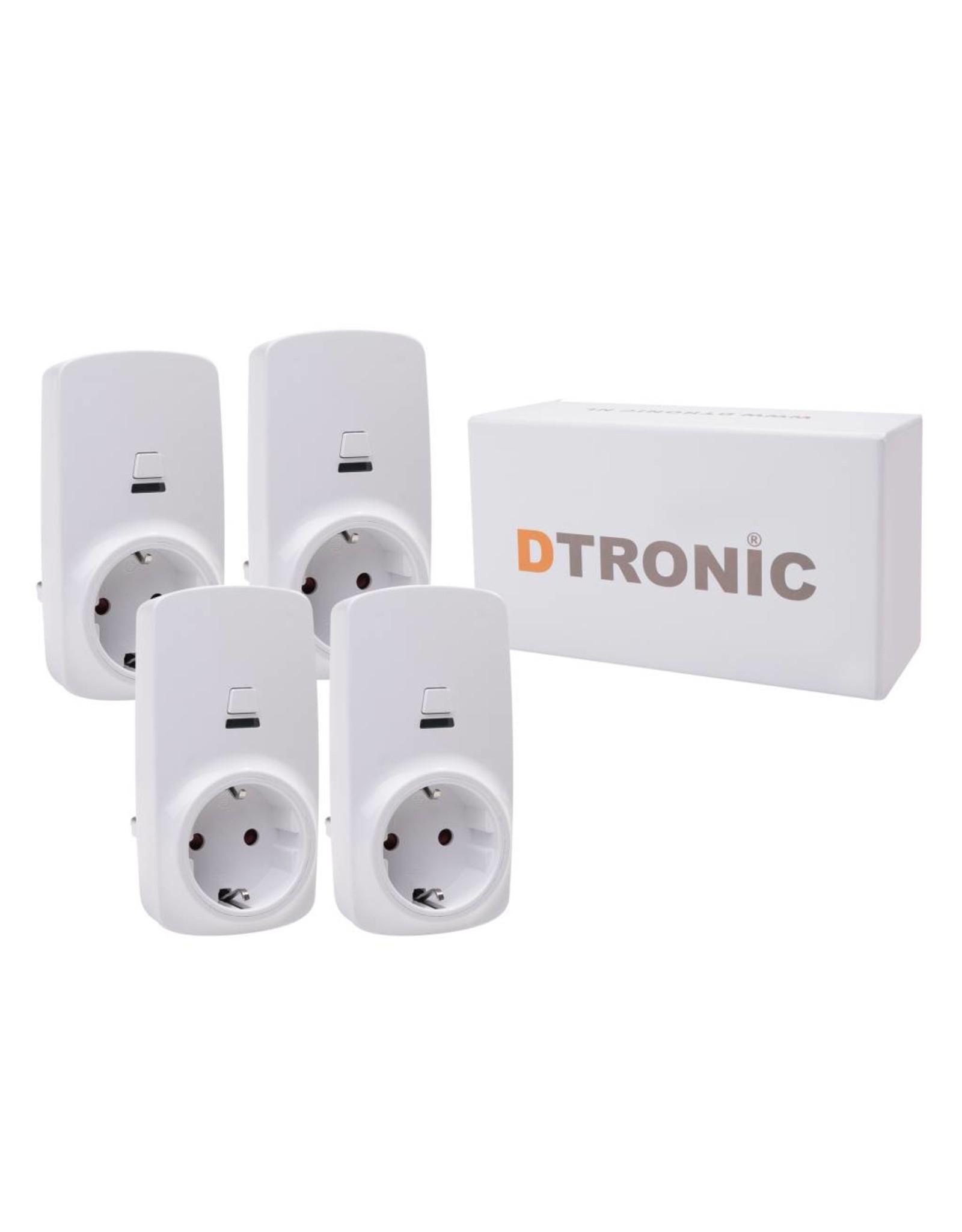 DTRONIC DTRONIC - WLSC01 - 4st.