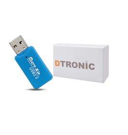 DTRONIC Kaartlezer DT34 - Micro SD | DTRONIC - Cardreader