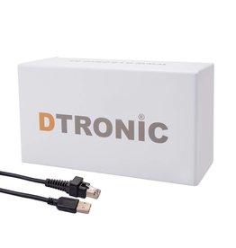 DTRONIC USB Kabel - Voor barcodescanners | DTRONIC - 1D en 2D