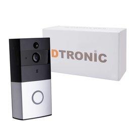 DTRONIC Wireless deurbel M1 - HD Camera | DTRONIC - WiFi