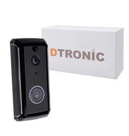 DTRONIC Deurbel WiFi - Nachtcamera MR101 | DTRONIC - Draadloos