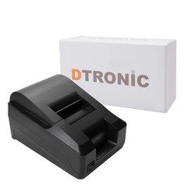 DTRONIC Thermoprinter 58mm - POS Kassabonprinter | DTRONIC - USB