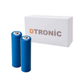 DTRONIC DTRONIC - A2 Oplaadbare 18650 batterijen - 2 stuks