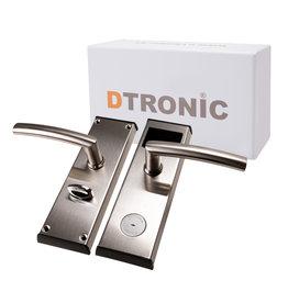 DTRONIC Slimme Deurkruk 118ES - Smart met toegangspas   DTRONIC - Klink