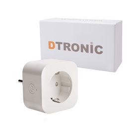 DTRONIC Slimme Stekker PME1604 - Aardepin | DTRONIC PME1604 - Smart stopcontact