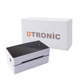 DTRONIC 80mm labelprinter - DTRONIC TDL402 - USB aansluiting