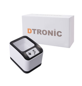 DTRONIC Mini desktop barcodescanner - DTRONIC MP2200 - Streepjescodes en telefoons