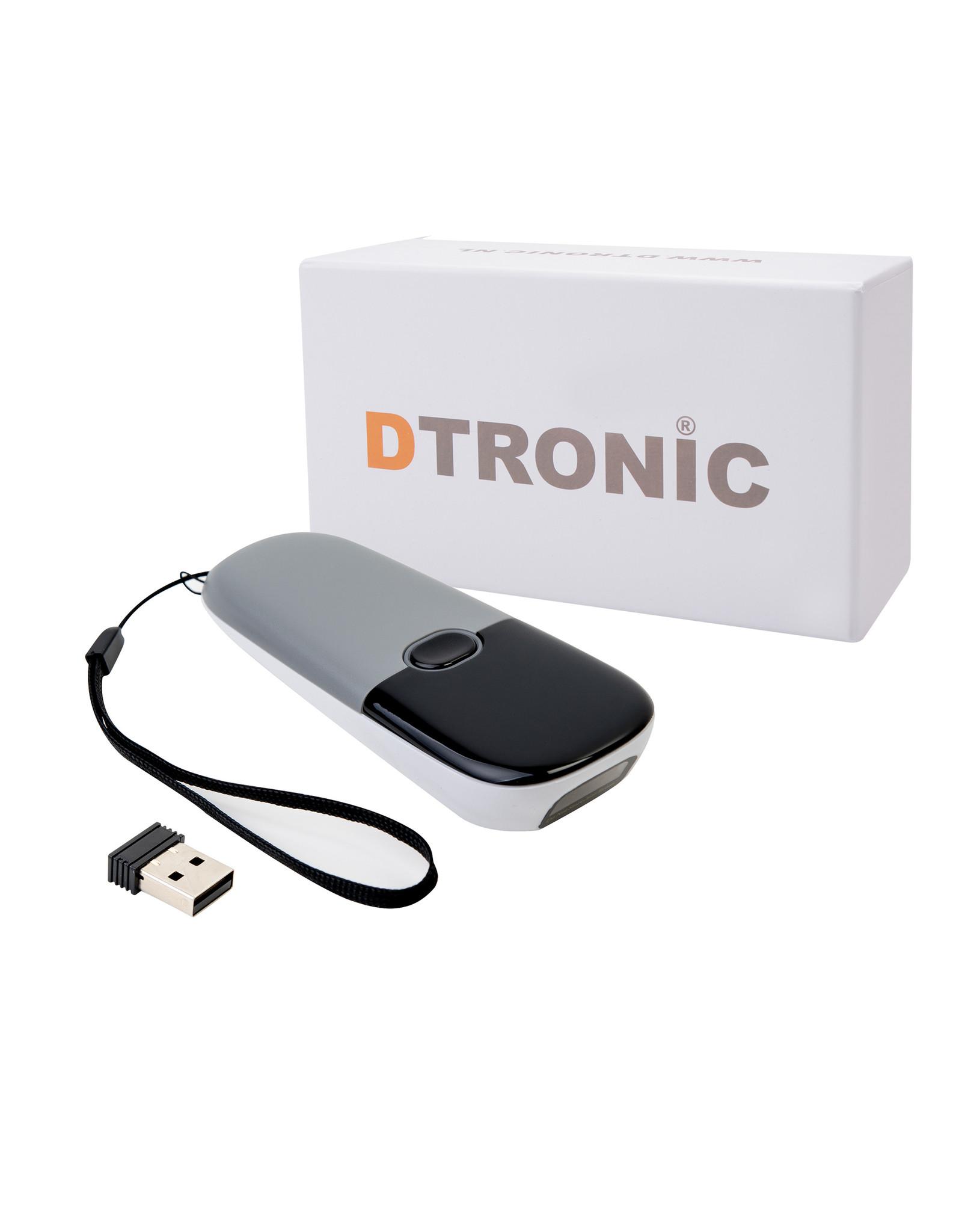 DTRONIC Pocket barcodescanner | DTRONIC DI9120 - Scant alle streepjescodes