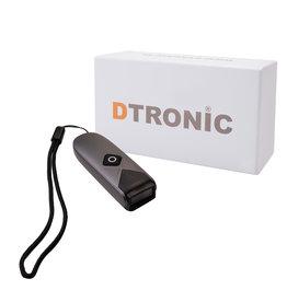 DTRONIC Draadloze micro streepjescode scanner | DTRONIC - HW6600 | Zeer kleine scanner
