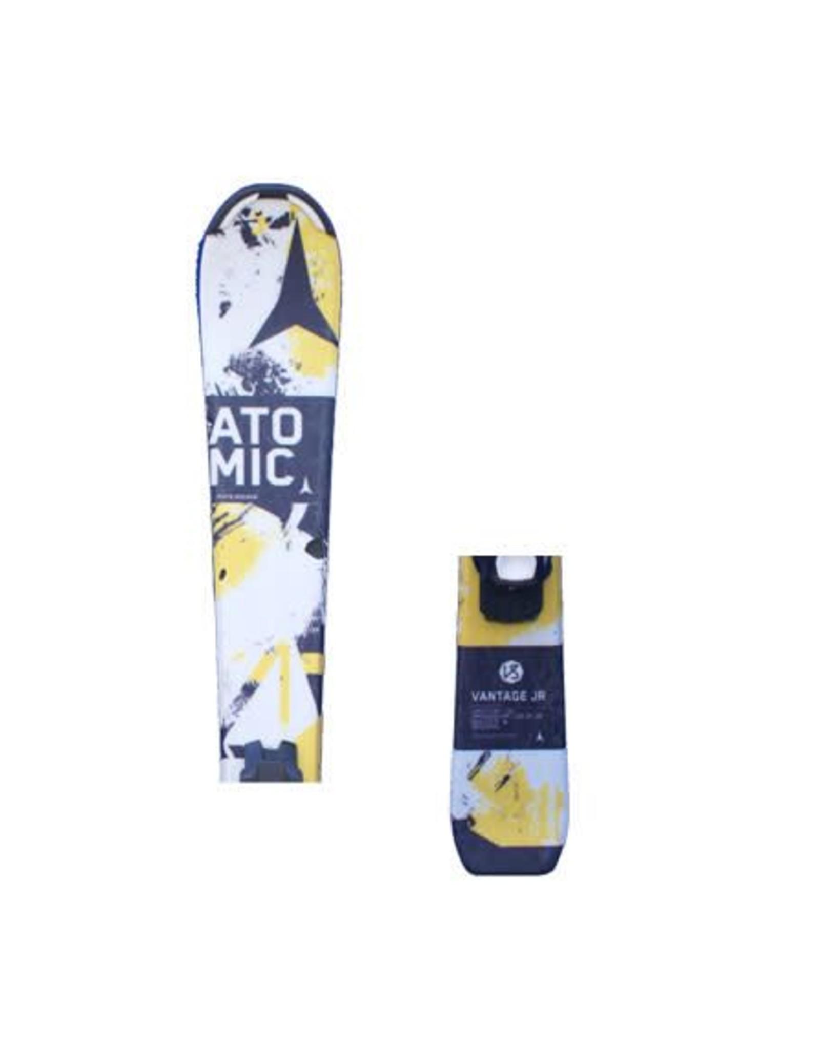 ATOMIC Atomic Vantage jr Ski's zw/wit/gl Gebruikt