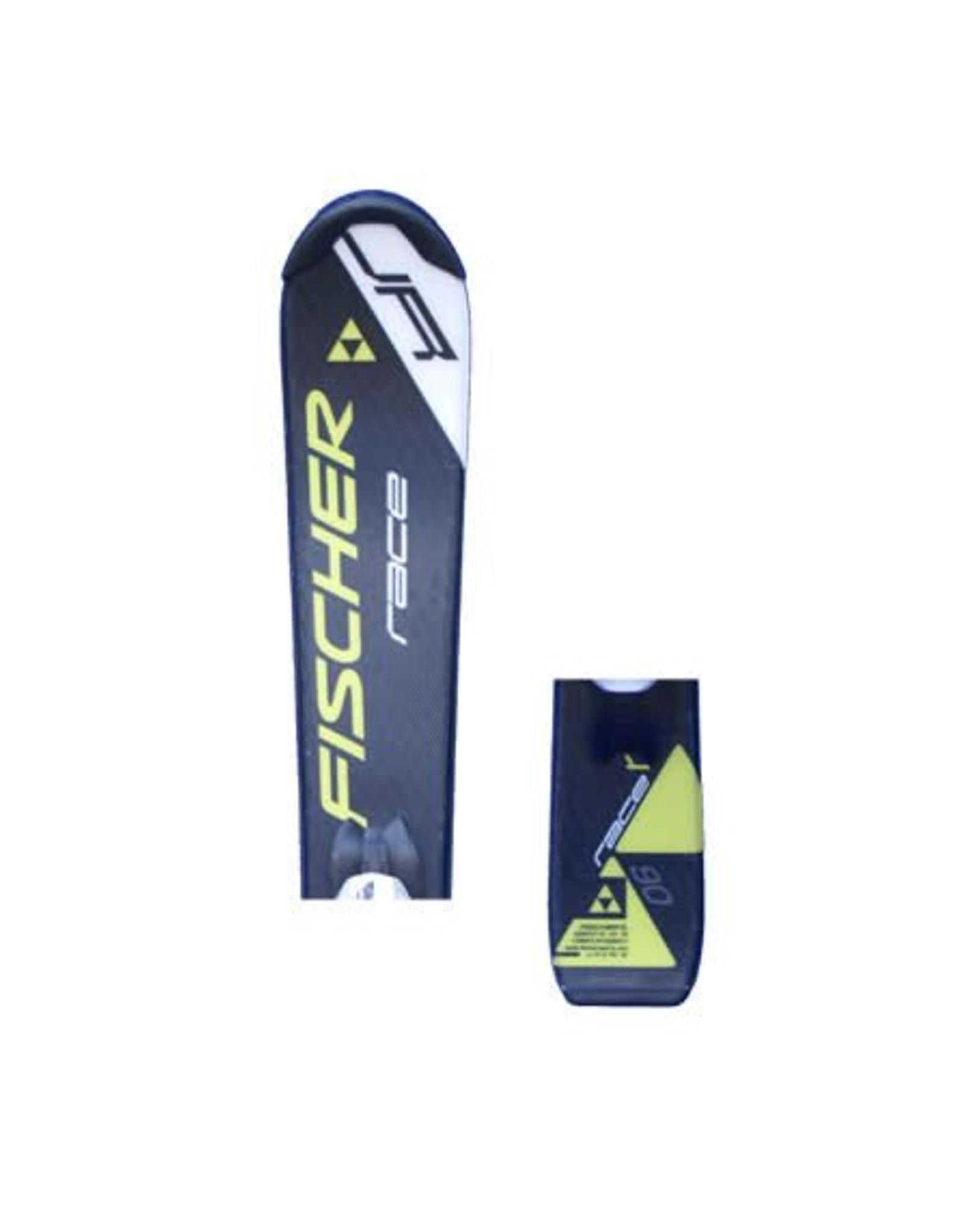 FISCHER Fischer RC4 Race jr (zw/gl/wit) Ski's Gebruik