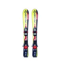 FISCHER RC4 Race Ski's Gebruikt 80cm