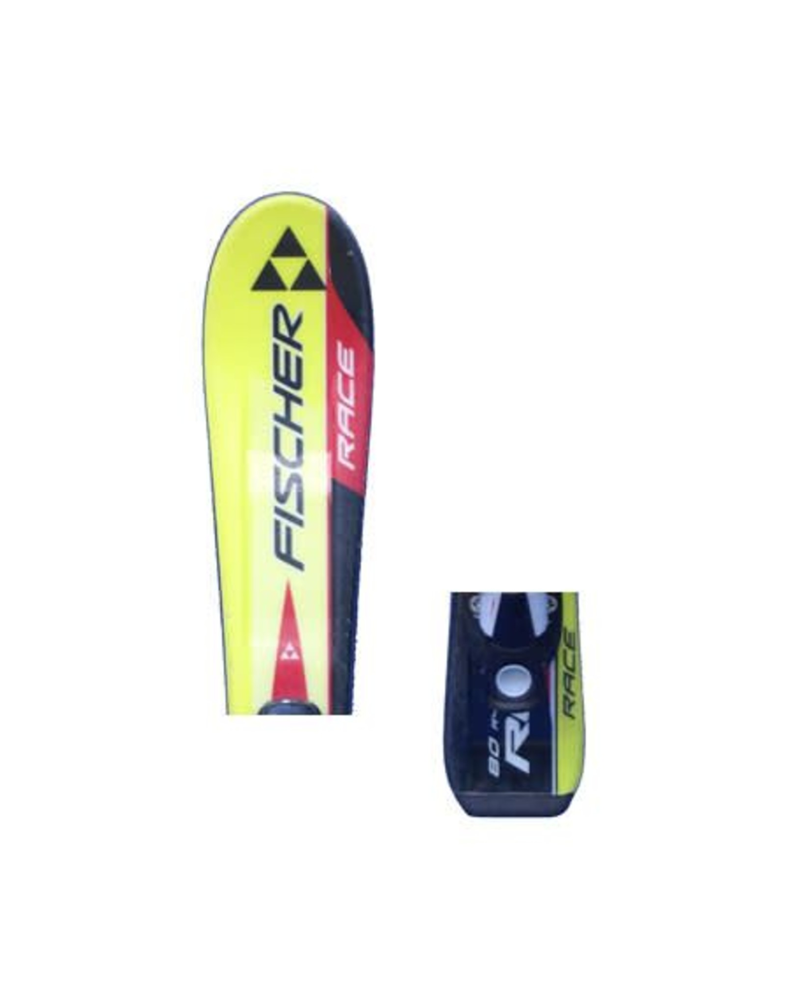 FISCHER Fischer RC4 Race Ski's Gebruikt 80cm