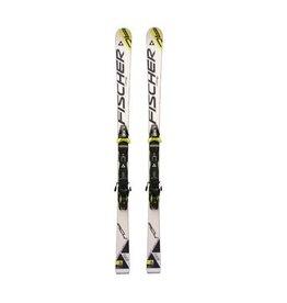 FISCHER RC4 Worldcup Aircarbon Ti RC Ski's Gebruikt
