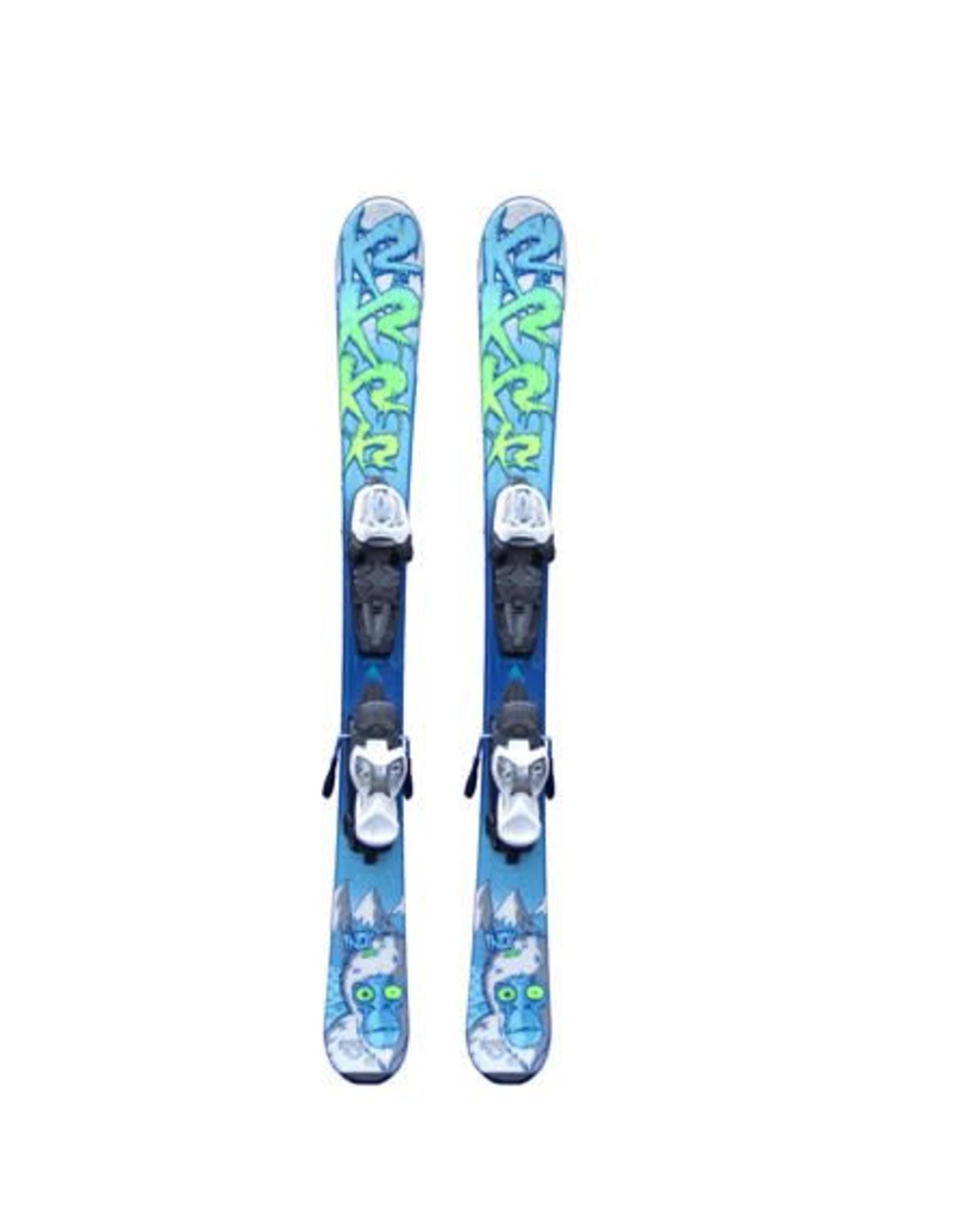 K2 K2 Indy Ski's Gebruikt Iceman