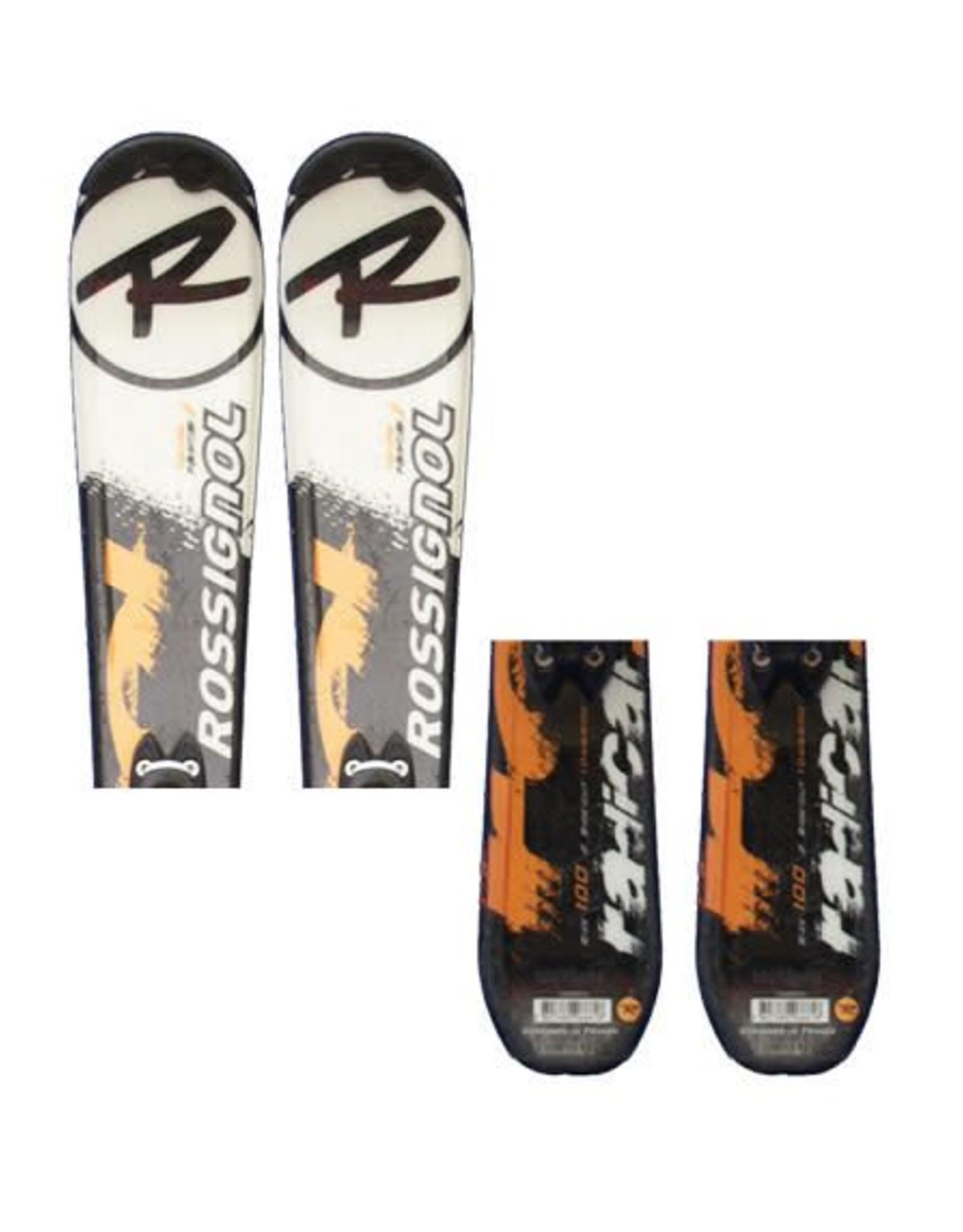 ROSSIGNOL Rossignol Racing Radical J Ski's Gebruikt 100cm