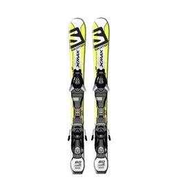 SALOMON X-max jr XS Ski's NIEUW