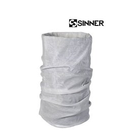 SINNER BANDANA FEATHER GRAY Grijs