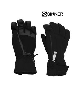 SINNER HANDSCHOENEN DAMES Sunlight Black