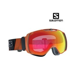 SALOMON SKIBRIL X-TEND Orange/Lo Light-L.Red